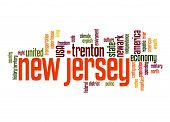 New Jersey Word Cloud