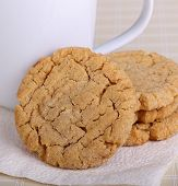 Peanut Butter Cookie Snack