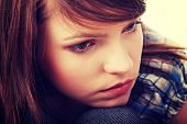image of lost love  - Teenage girl depression  - JPG