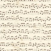 Repeating Musical Notes