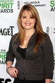 LOS ANGELES - JAN 11: Kimberly J Brown at the 2014 Film Independent Spirit Awards Nominee Brunch at