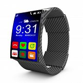 Carbon Smart Watches