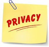 Privacy Message