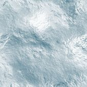 Seamless ice texture, winter background