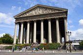 La Madeleine Church, Paris