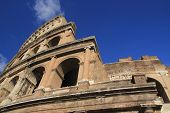 Visit The Colosseum. Historical Monument Suitable For Summer Trip