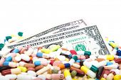 US dollar notes within pharmaceuticals