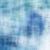 art abstract grunge dust textured background in blue and white colors