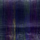 art abstract colorful silk textured blurred background in blue, violet and green colors