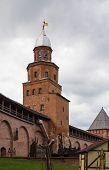The Kokuy Tower, Veliky Novgorod