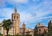 Plaza De La Reina - Valencia Spain