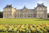 Luxembourg Palace. French Senate
