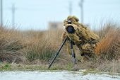 wildlife photographer outdoor