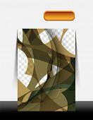 A4 CMYK Modern Flyer Design