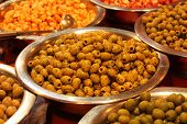 Prepared Olives.