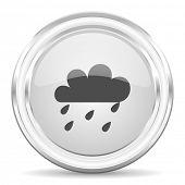 rain internet icon