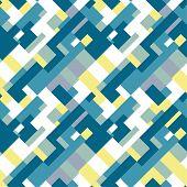 minimal geometry seamless pattern