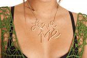 Love Me Necklace