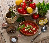 Tomato Soup Gaspacho