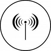 antenna symbol