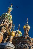 Cathedral of Our Savior on Spilled Blood in St. Petersburg