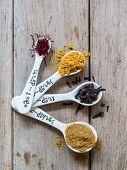 Spices from Zanzibar