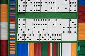 Fiches And Domino Game