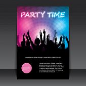 Party Time - Flyer or Cover Design