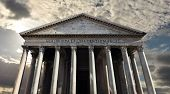 Pantheon, Roman temple to the gods of ancient Rome