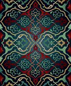 Artistic Ottoman Pattern Series Sixty Two