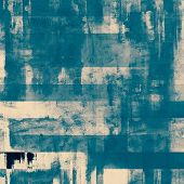 Old abstract texture with grunge stains. With different color patterns: gray; blue; cyan
