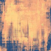 Grunge retro texture, elegant old-style background. With different color patterns: yellow (beige); brown; blue