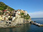 View Of Rio Maggiore, Italy
