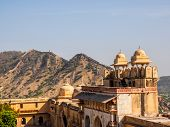 View At Amer Fort