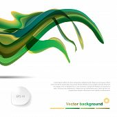 Technology Web Background Banner With Space For Text