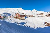 Winter Of Kleine Scheidegg, Time For Skiing
