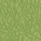 seamless background of green leaves. light green.