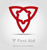 First Aid Business Icon
