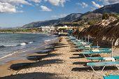 Beach in Greece, Crete