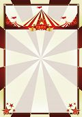 vintage background circus sunbeams . A vintage circus background with sunbeams for your entertainment