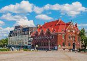 Architecture Vyborg