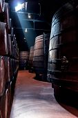 In The Portwine Storage