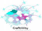 Creativity Abstract