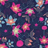 Fluorescent Flowers