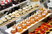 Cakes assortments