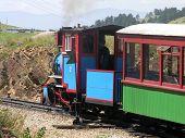 Small Vintage Train