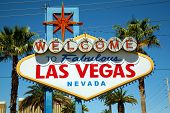 pic of las vegas casino  - The World Famous Las Vegas Sign during the daytime - JPG