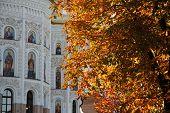 Fall And Art