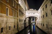 stock photo of bridges  - Venice - JPG