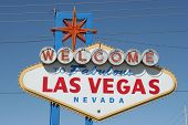 picture of keno  - Welcome to Las Vegas sign - JPG